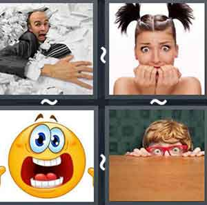 4 Pics 1 word Level 746 Answers