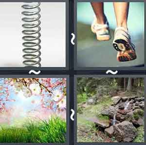 4 Pics 1 word Level 769 Answers