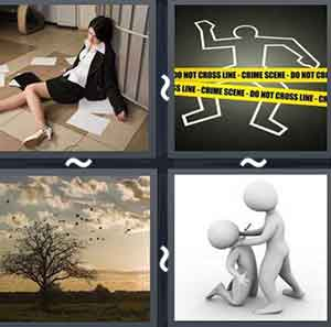 4 Pics 1 word Level 775 Answers