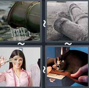 4 Pics 1 word Level 778 Answers