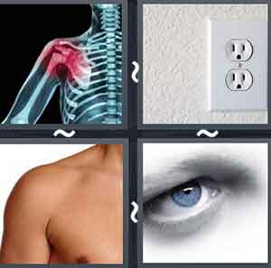 4 Pics 1 word Level 802 Answers