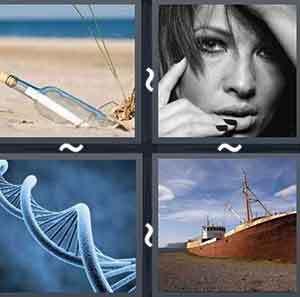 4 Pics 1 word Level 803 Answers
