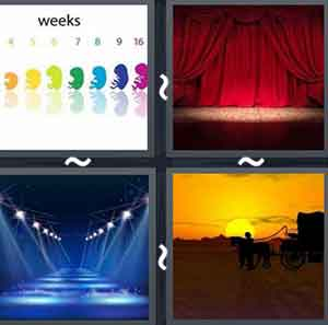 4 Pics 1 word Level 850 Answers