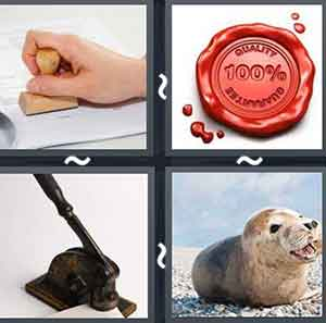 4 Pics 1 word Level 852 Answers