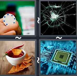 4 Pics 1 word Level 863 Answers