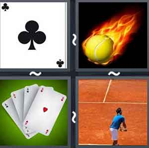 4 Pics 1 word Level 867 Answers
