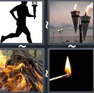 4 Pics 1 word Level 868 Answers