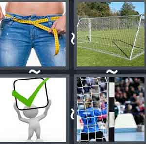 4 Pics 1 word Level 870 Answers