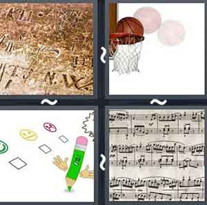 4 Pics 1 word Level 904 Answers