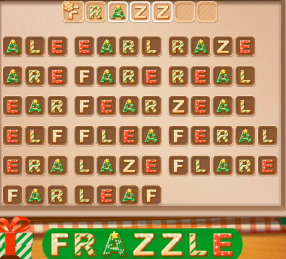 Word Cookies December 16 2020 Answers Today