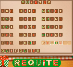 Word Cookies December 22 2020 Answers Today