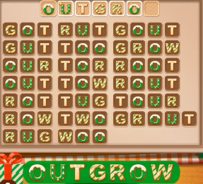 Word Cookies December 4 2020 Answers Today