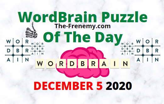 Wordbrain Puzzle of the Day December 5 2020 Answers Daily