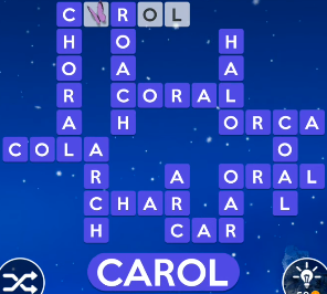 Wordscapes December 9 2020 Answers Today