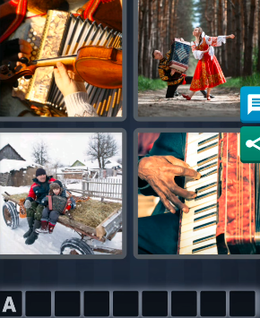 4 Pics 1 Word January 12 2021 Answers Today