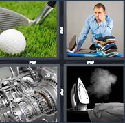 4 Pics 1 Word Level 3402 Answers
