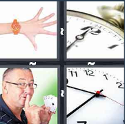 4 Pics 1 Word Level 3407 Answers