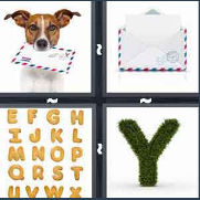 4 Pics 1 Word Level 3418 Answers
