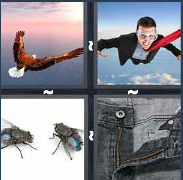 4 Pics 1 Word Level 3427 Answers