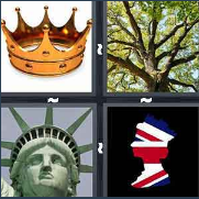 4 Pics 1 Word Level 3440 Answers