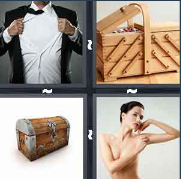 4 Pics 1 Word Level 3479 Answers