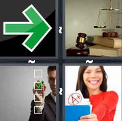 4 Pics 1 Word Level 3484 Answers