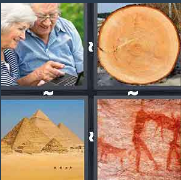 4 Pics 1 Word Level 3499 Answers