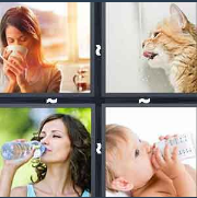 4 Pics 1 Word Level 3535 Answers