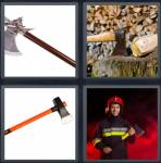 4 Pics 1 Word Level 3574 Answers