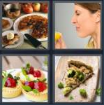 4 Pics 1 Word Level 3652 Answers