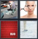 4 Pics 1 Word Level 3667 Answers