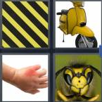 4 Pics 1 Word Level 3745 Answers