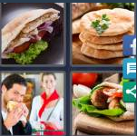 4 Pics 1 Word Level 3777 Answers