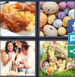 4 Pics 1 Word Level 3835 Answers