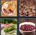 4 Pics 1 Word Level 3876 Answers