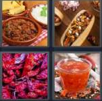 4 Pics 1 Word Level 3929 Answers