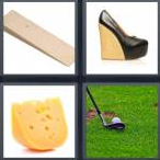 4 Pics 1 Word Level 3941 Answers