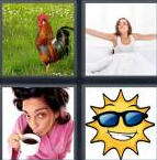 4 Pics 1 Word Level 4016 Answers
