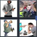 4 Pics 1 Word Level 4030 Answers