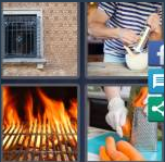 4 Pics 1 Word Level 4114 Answers