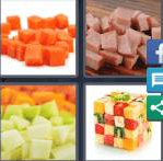 4 Pics 1 Word Level 4129 Answers