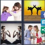 4 Pics 1 Word Level 4133 Answers