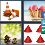 4 Pics 1 Word Level 4154 Answers