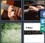 4 Pics 1 Word Level 4155 Answers