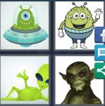 4 Pics 1 Word Level 4170 Answers