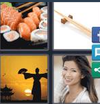 4 Pics 1 Word Level 4174 Answers