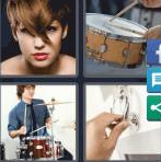 4 Pics 1 Word Level 4176 Answers