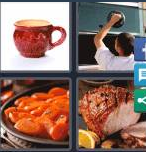 4 Pics 1 Word Level 4188 Answers