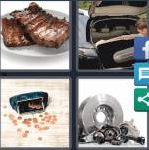 4 Pics 1 Word Level 4190 Answers