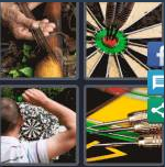 4 Pics 1 Word Level 4200 Answers